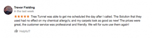 Carpet Cleaning Review
