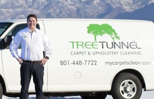 Tree Tunnel Carpet Cleaning Utah County